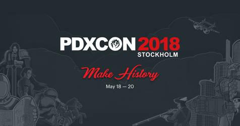 PDXCON-2018 - STHLM by FenderXT