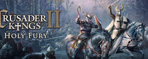 Crusader Kings II - Holy Fury - PDXCON2018 - PC by FenderXT