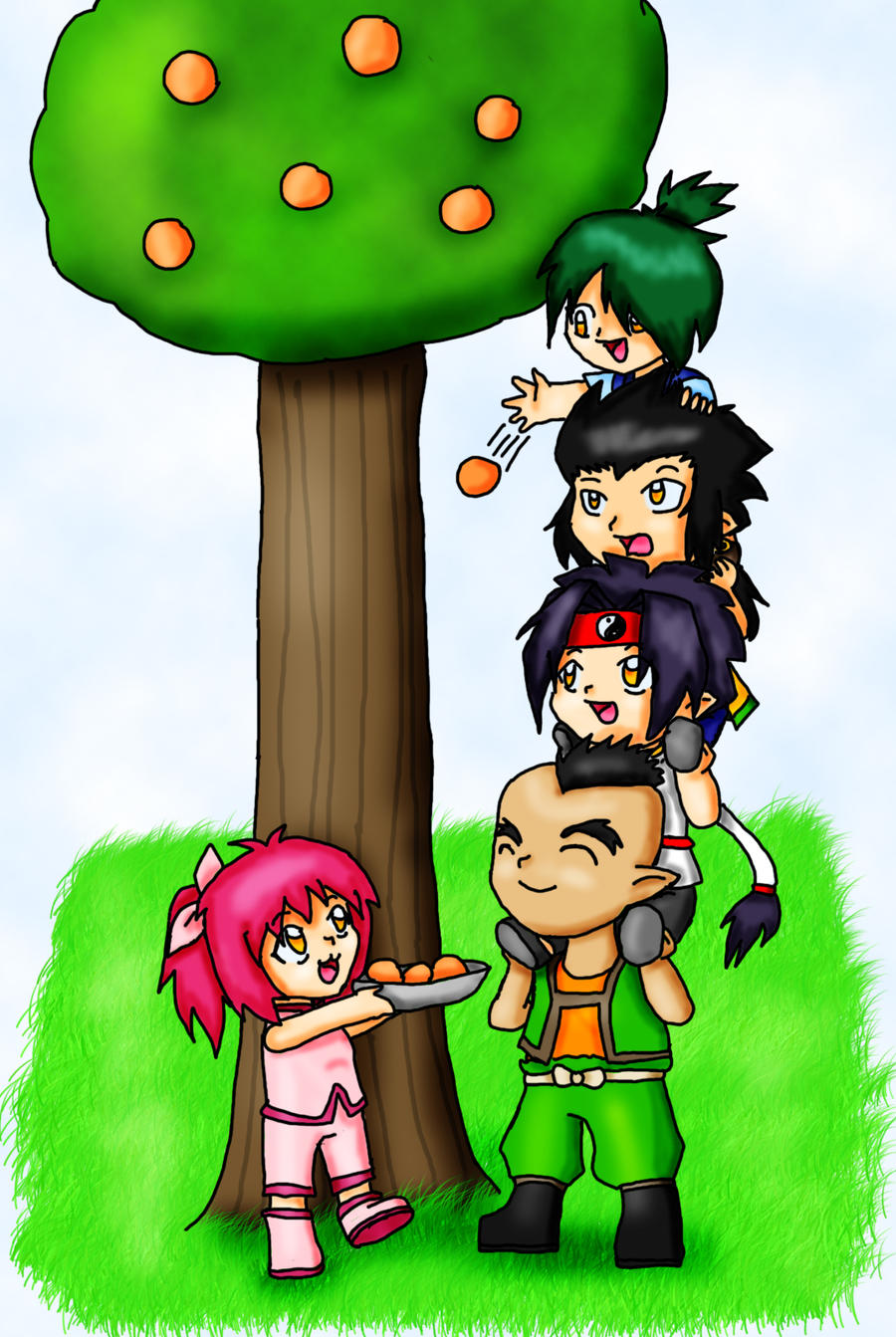 Teamwork by SipsiNekku