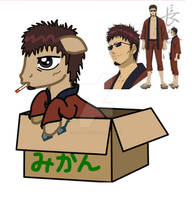 Madao of Gintama pony version