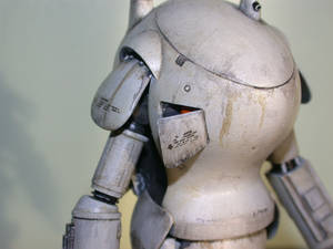 SF3D Super Armored Fighting Suit