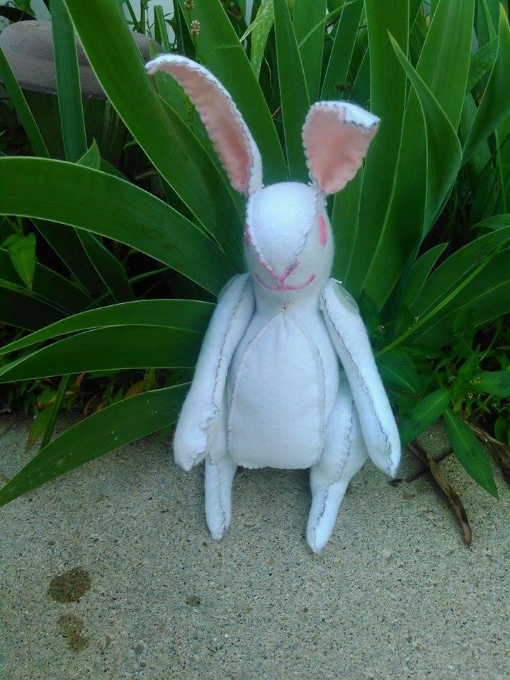 White rabbit by Bane-Skyewillow