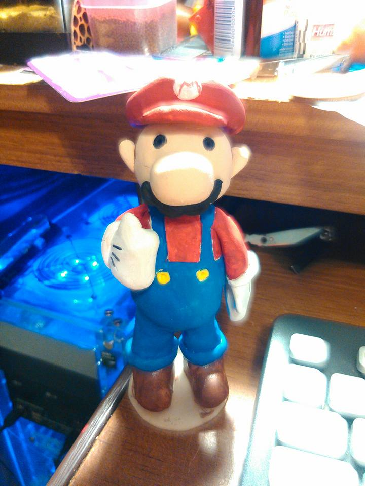 Mario by Bane-Skyewillow