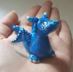 Smol Blue Dragon (Photo 1)