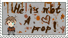 Dog Poo's NOT a Prop-SP Stamp by lollirotfest