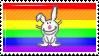 Very Happy Bunny by lollirotfest
