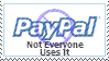 Paypal? No Thanks by lollirotfest