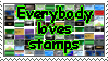 Everybody Loves Stamps by lollirotfest