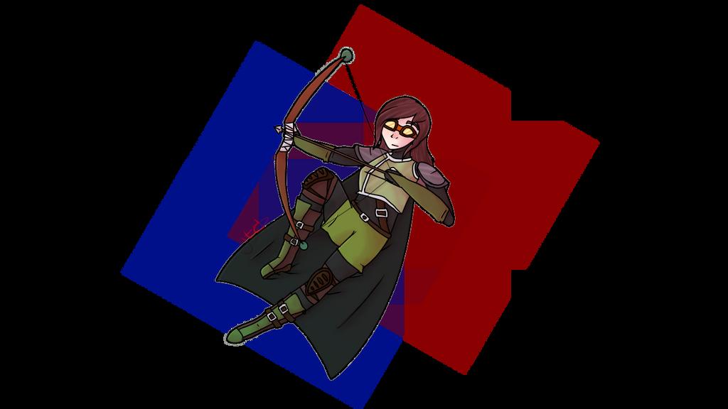 { green bandit } by jay-biird
