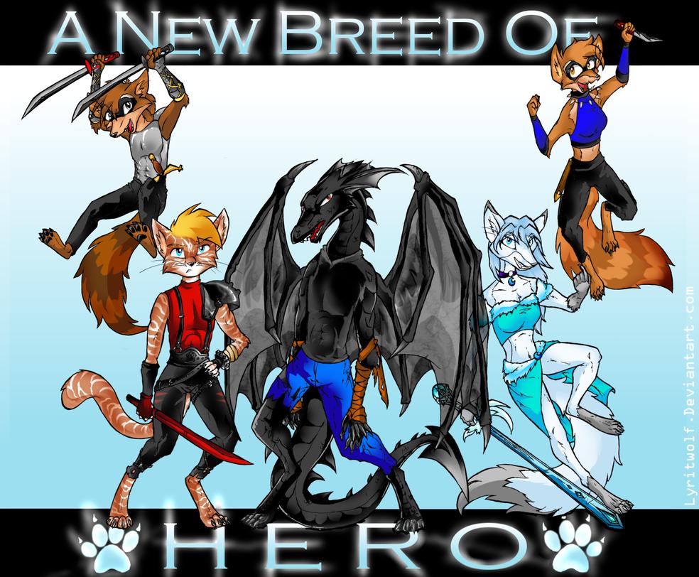 Furry Fury by Lyritwolf