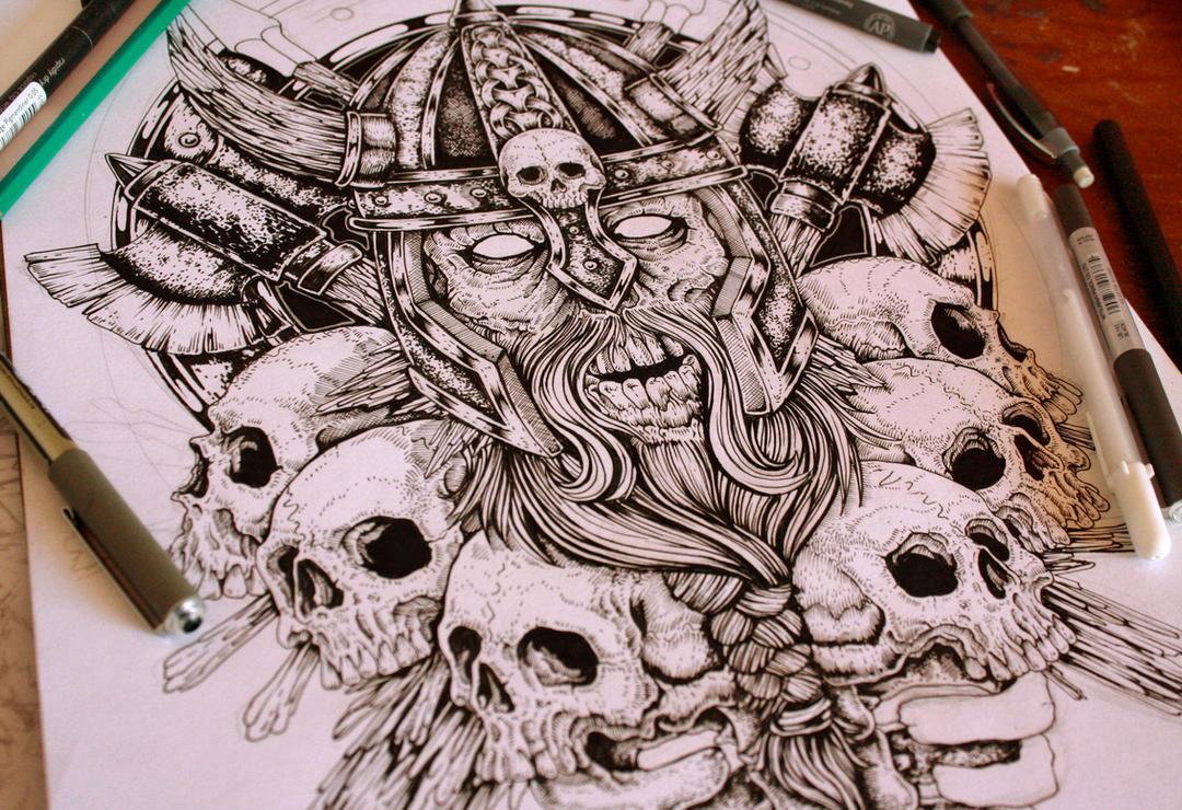 Viking Tattoo Designs
