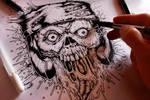Zombie Boxer (work in progress)