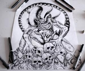 Xenomorph Fan Art by EG-TheFreak
