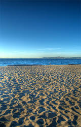 Alki Beach - Sand