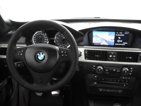 E92 M3 Interior