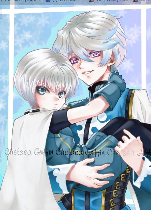 Crossover (Zestiria +Anima) by Saikano-chise