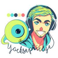 LIKE A BOSS ~ Jacksepticeye by Saikano-chise