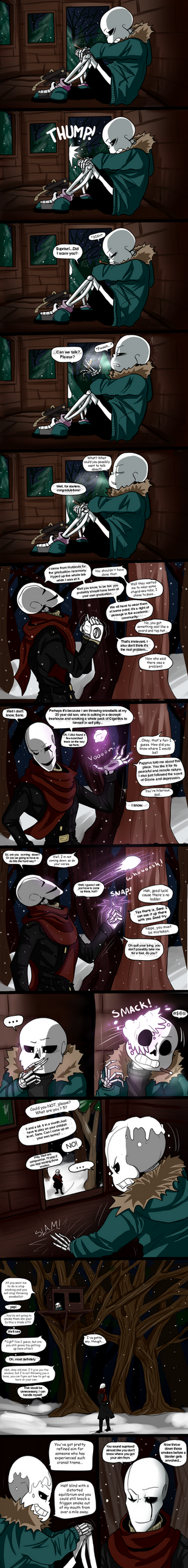 Bad days part 2- page 1