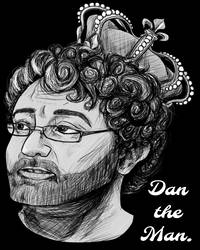 Dan the man by TheBombDiggity666