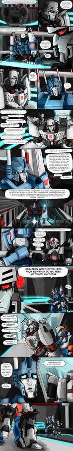 Lost Light issue 25- Megatron's sentence.