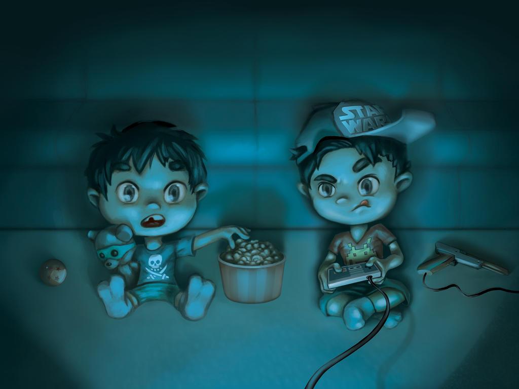 Childhood by zae1X