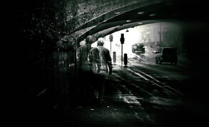 ghosts by schafsheep