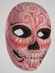 Fun made mask by milanglo