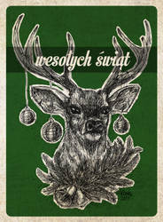 xmas card 2017 by dead-viktor
