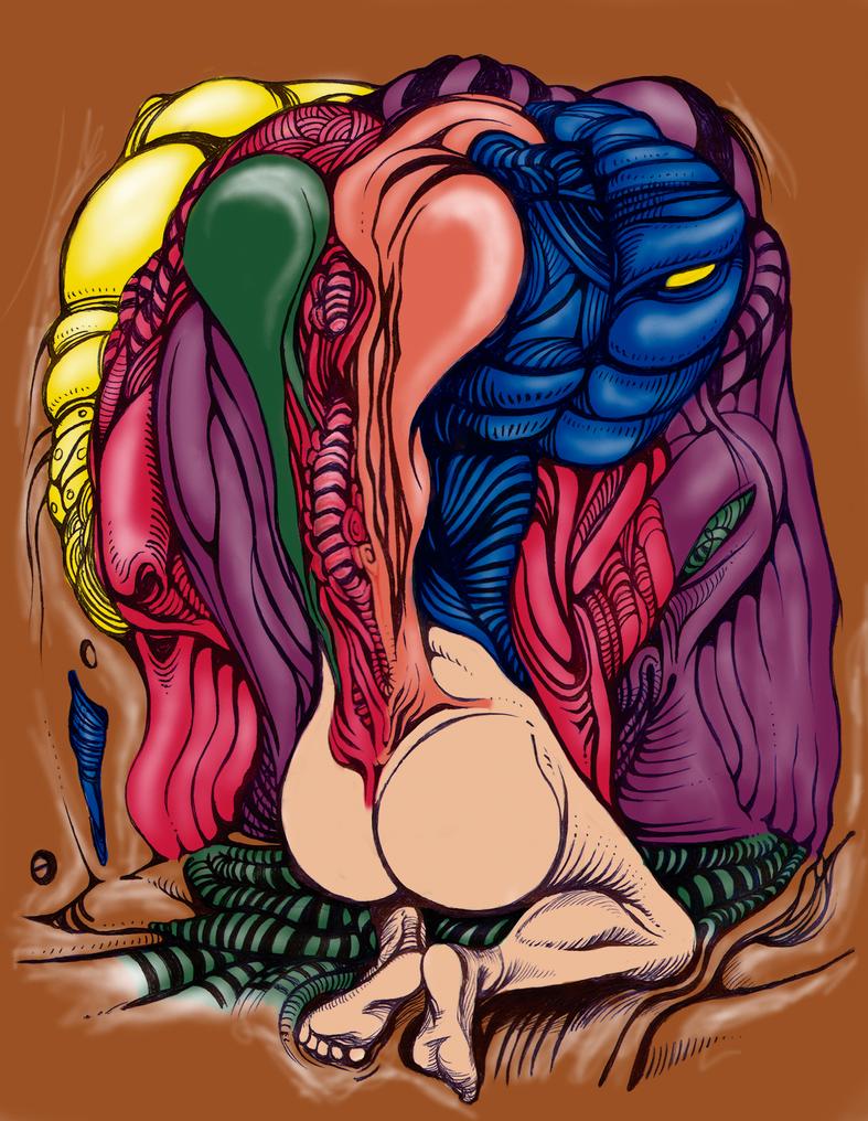 Digital color - practice by Dz21