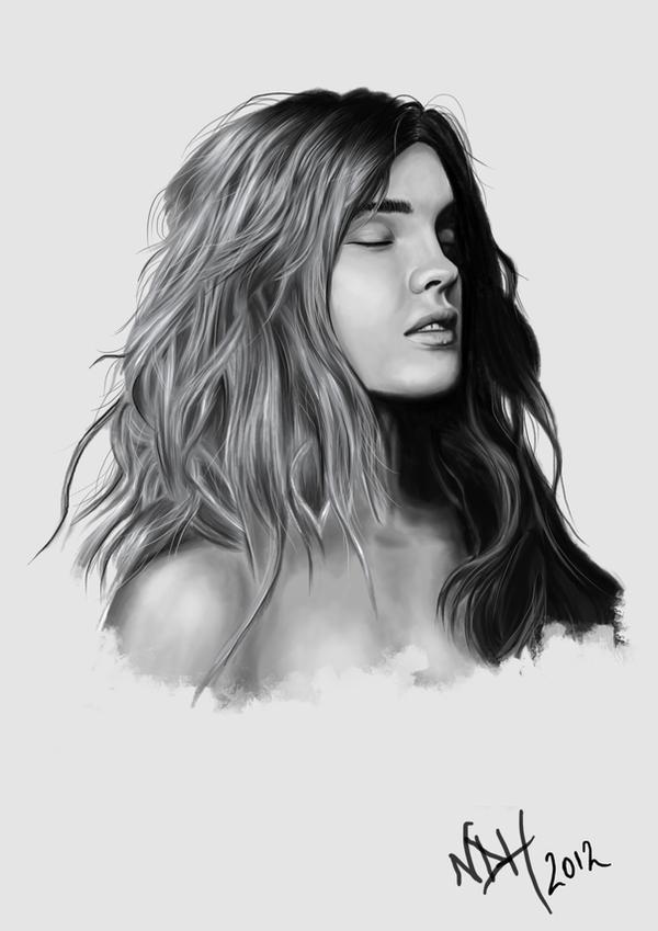 Natalia Vodianova by NDHutchison