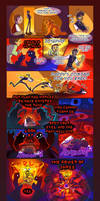 Comic 2016 - The Power Of Three - pt I