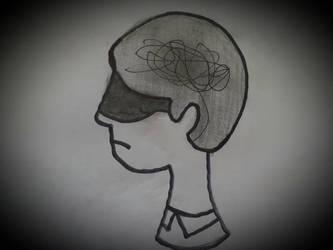 Depressed mind by dsilv3r