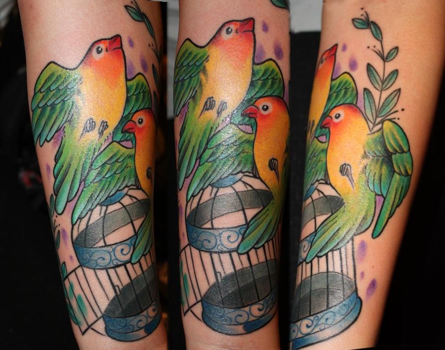 nats love birds