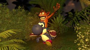 Yoshi Wild!