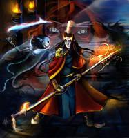 Battle of the Elder Brothers by Dalandel