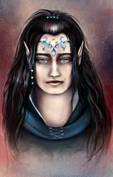 Fingolfin by Dalandel