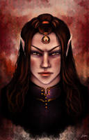 Caranthir the Dark by Dalandel