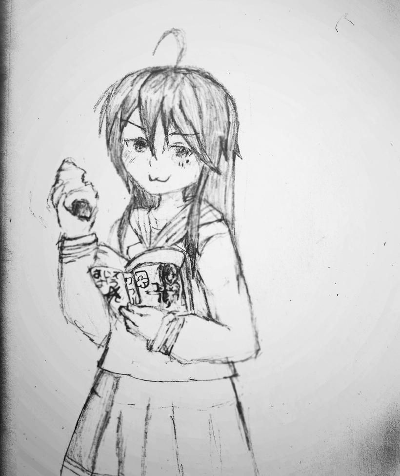 Konata Izumi by PretzelRizzo