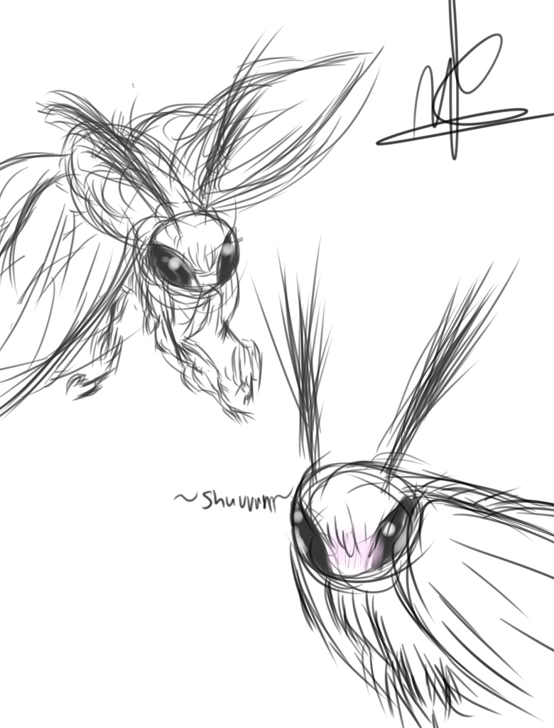 Bored Moth Dodls by Ne0nUmbre0n