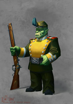 orc shooter