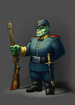 orc shooter 2