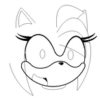 amy test animation icon by deathsbell