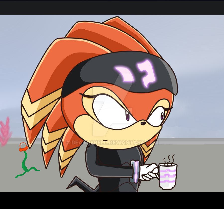 shade sonic x screenshot hot chocolate XD by deathsbell