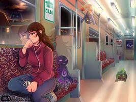 Ghosts of Berlin #2 by Cera-Miaw