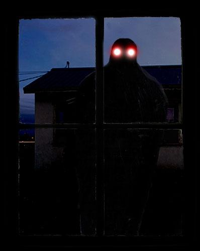 Mothman Encounter by Slurch