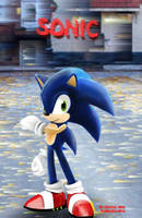 Sonic 2019 Poster