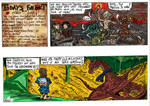 Hobbit comic with Smaurlock Holmes