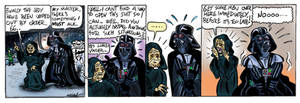 Star Wars Comic staring Darth Vader