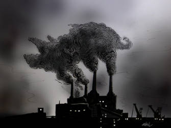 Pink Floyd Animals by Mikkellll