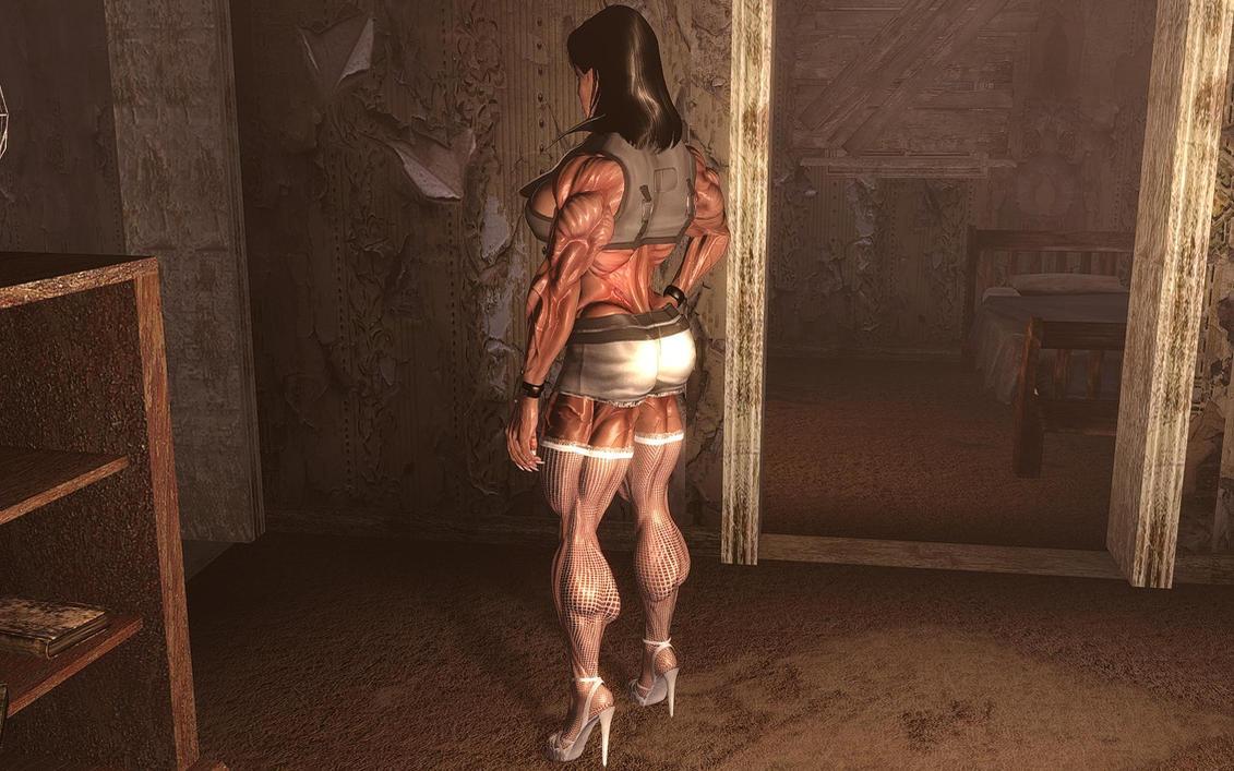 мод на секс в fallout new vegas